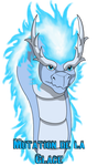Dragoniss Headshot - Mutation of Ice by Naeda