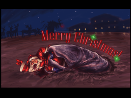 Tremors-The Christmas Edition by IronRosePetal