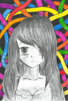 Sadness creates inspiration by MacelLawliet