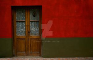 Red and Green by pincel3d