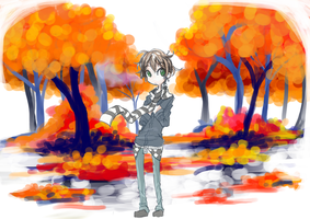fall 2011 by Jump-Button