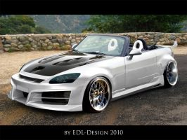 "HONDA S 2ooo ""Raptor""by EDL by EDLdesign"