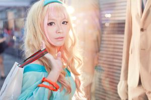 MF: Star Date - Sheryl Nome 2 by 17th-Jokers
