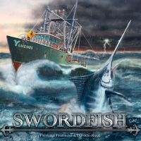 The incoming storm - Swordfish cover by Erebus-art