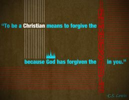 To be a Christian by MattShadoinDesign