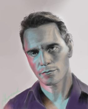 Michael Fassbender by playmonster