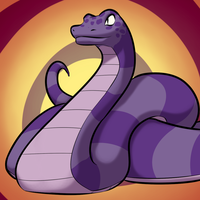 Fatsnake by FicusArt