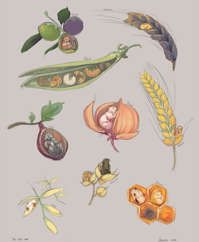 Cat Crops by GreekCeltic