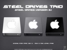 Steel Drives Trio by igabapple