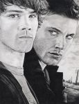 Supernatural by BloodyVoodoo