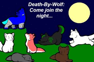 Join the Night by Mello2yellow
