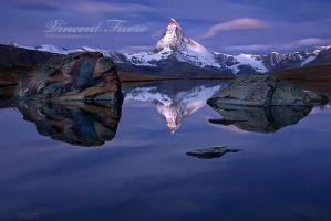 Mount Matterhorn... by vincentfavre