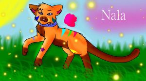 Request From Lolaf: Nala by Ravenstar01