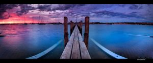 Serenity Panoramic by RaynePhotography