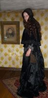 Victorian ball gown preview by xXtimeless-stockXx