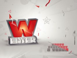 W-Enter 6 Years by adriano-designs