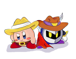 Cowboys by jayssica