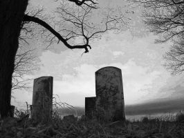 Cemetery by innatecomplexity