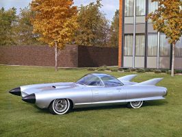 Most Astronomical: 1959 Cadillac Cyclone by ChevyRW
