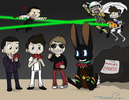 musey inception laser ID by katribou