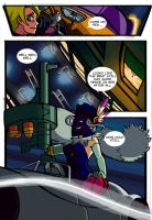 The Misadventures of Peacock and Leduc pg. 3 by sketchersocks