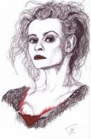 Mrs. Lovett by RefleXNerve