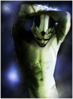 Naked Drell by Odrobinka