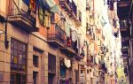 Colorful Barcelona by LittleWastedPerson