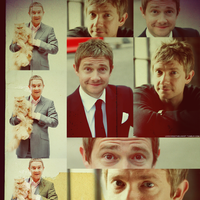 Martin Freeman by alotofmillion
