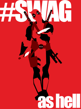 Deadpool #SWAG as hell by JapoCW