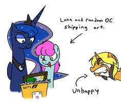 Shipping Art by grilledcat