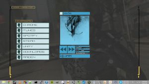 Metal Gear Rising - Codec Suite by Shadeslayer347