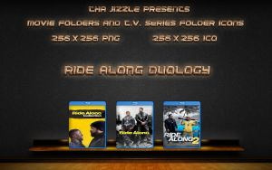 Ride Along Duology Movie Folder Icons by ThaJizzle