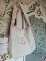 Cherry Blossom Hand-Bag by sewn-by-honeybirds