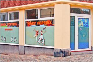 BEBXL - Mary Poppins by andyshade