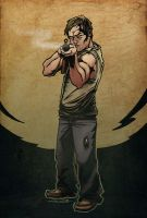 Daryl Dixon by a4anner