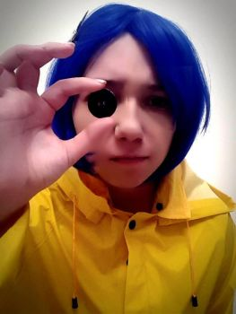 Coraline by xFlame4