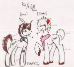Aion Dudes Ponified by NekoMellow