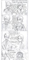 OP: Bad Writing comic 1 by persephohi
