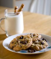 Cookies and Milk by icanhaverinpa