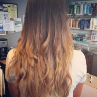 Sandy blonde ombre by Jenny by Hairwego13