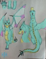 Glacia Reference Sheet 2012 -Updated- by TheDragonInTheCenter