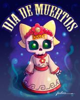 Dulce Calaverita 2014 by Furboz