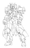 Request: Gundam Runehawk by Rekkou