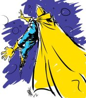 Dr. Fate SOTD by ADE-doodles