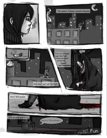 Dream World Audition - Pg. 1 by CrypticInk
