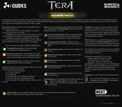 15 [TERA Guide] Guide to 65 Part II by yevvie