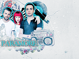 Paramore by vengeanceavenue