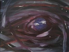 celestial eye by purgatoryabstract
