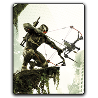 Crysis 3 Icon2 by dylonji